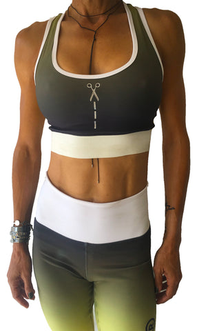NEW Sport Bra Honey - LIQUIDSALT activewear