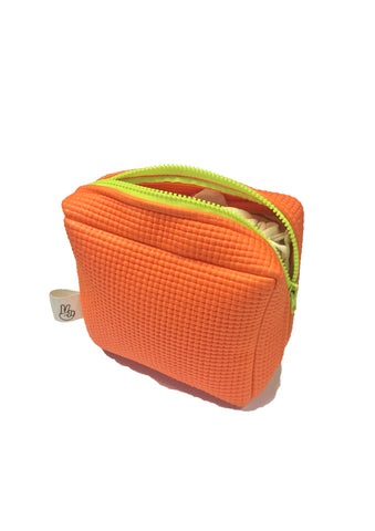 Yoga Matt Mini Bag - Orange - LIQUIDSALT activewear