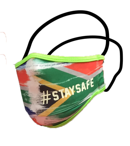 #Staysafe Non-Surgical Face Mask - LIQUIDSALT activewear