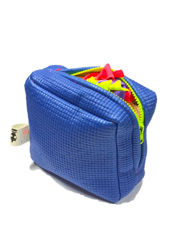 Yoga Matt Mini Bag - Blue - LIQUIDSALT activewear