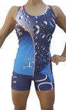 NEW Tech Tanks - Planet Bubble - LIQUIDSALT activewear