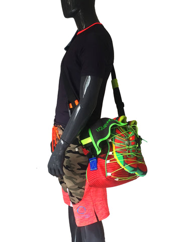 Sport Bag - Red - LIQUIDSALT activewear