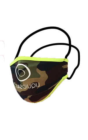 Multi Function Non-Surgical Face Mask - LIQUIDSALT activewear