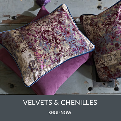 View All Velvet and Chenille Fabrics