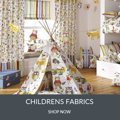 View All Childrens Fabrics