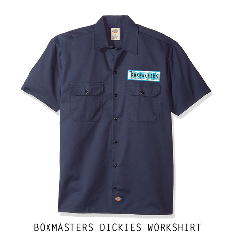 Boxmasters Dickies Workshirt