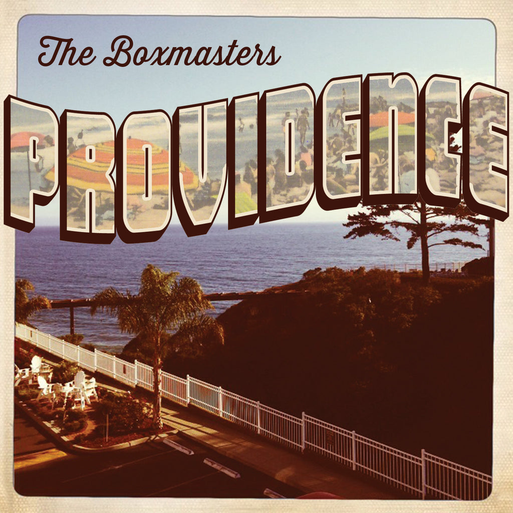 The Boxmasters: Providence
