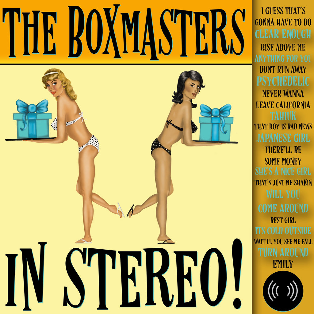 The Boxmasters: In Stereo