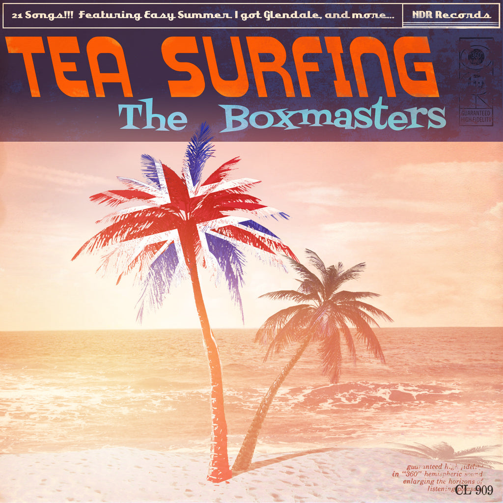 The Boxmasters: Tea Surfing