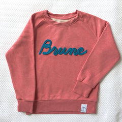 Make it special! Custom sweatshirt with embroidered design