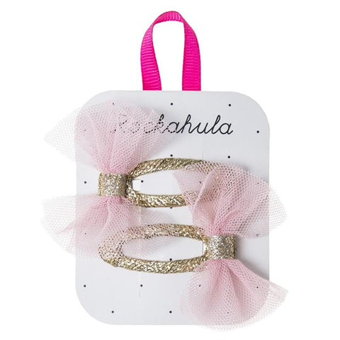 Rockahula Tulle Bow Clips