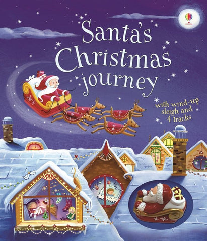 Usborne Santa's Christmas Journey