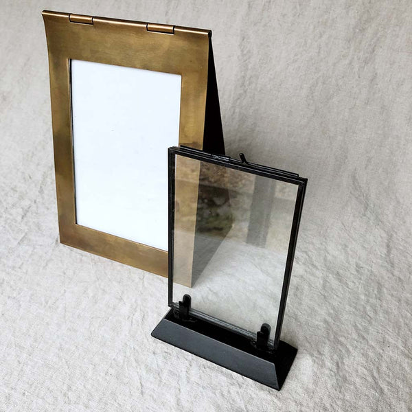 Hinged Iron Picture Frame