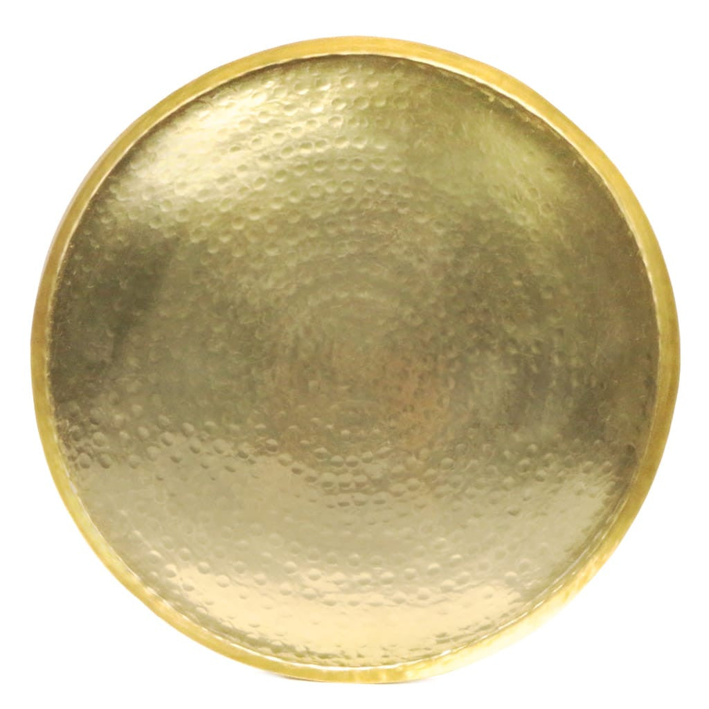 Brass Tray - Hammered