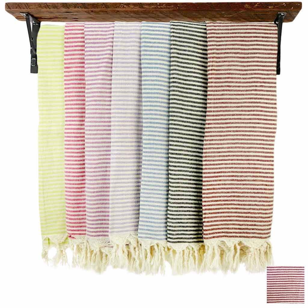 Turkish Towel / Scarf - Original Multi