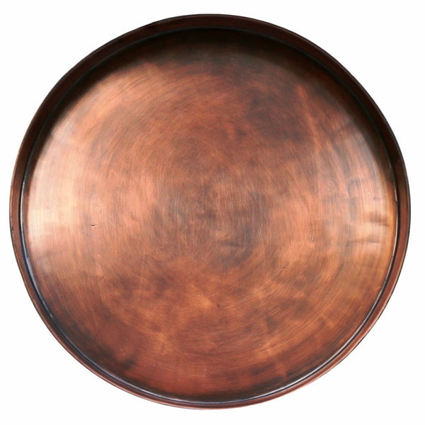 Copper Tray - Antique