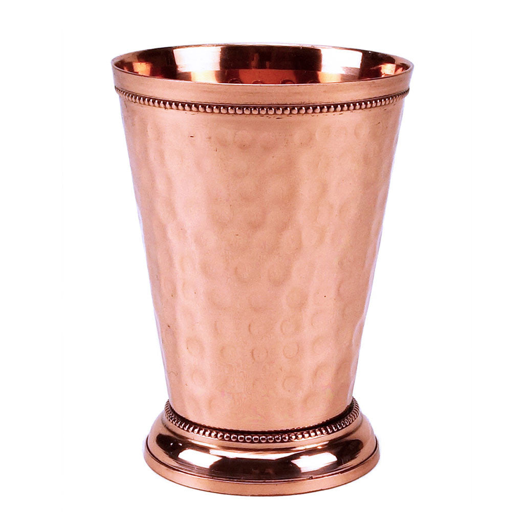 Julep Cup - Hammered Copper