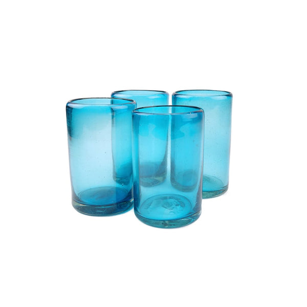 Juice Glass Set - Mexican Glassware