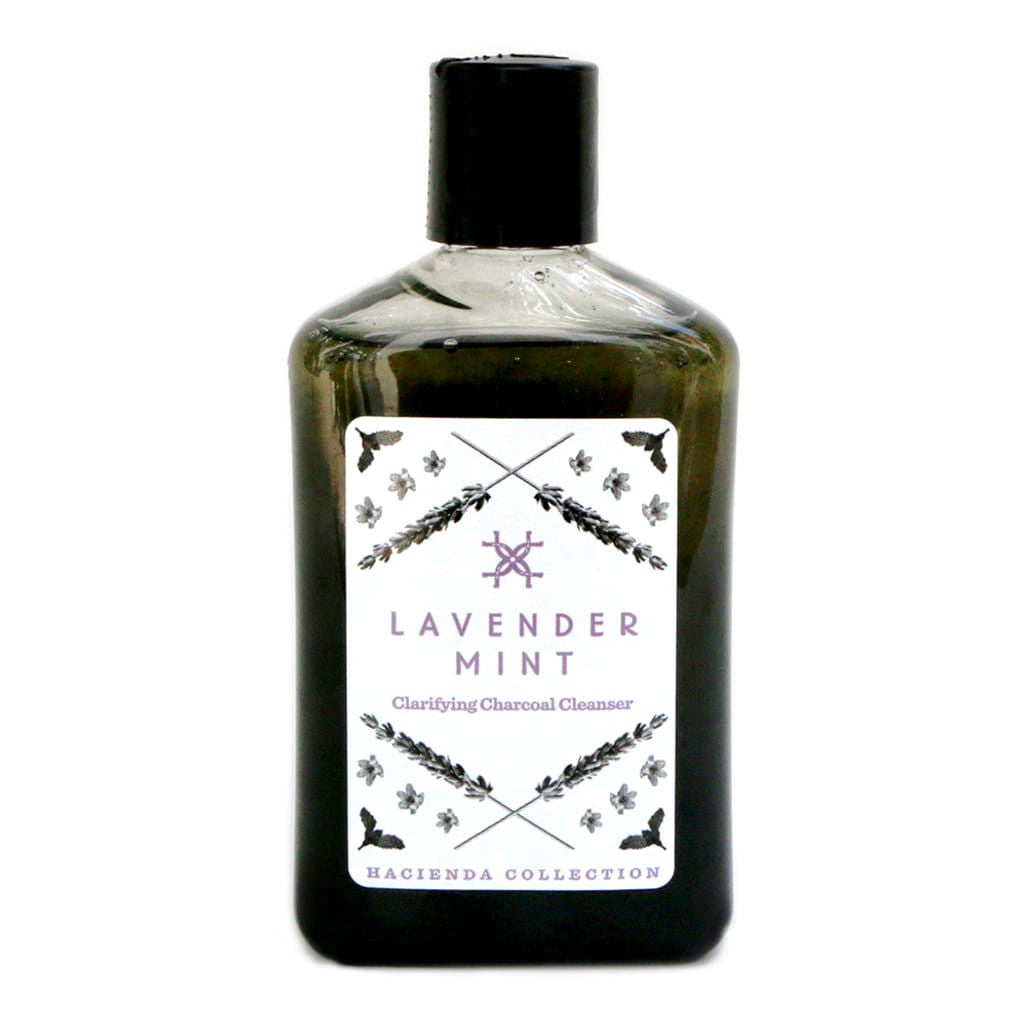 Charcoal Cleanser - Lavender Mint