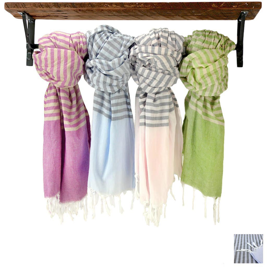 Turkish Towel / Scarf - Multi