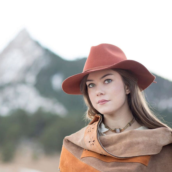 Women's Hat - The Phoebe by Jamie Slye