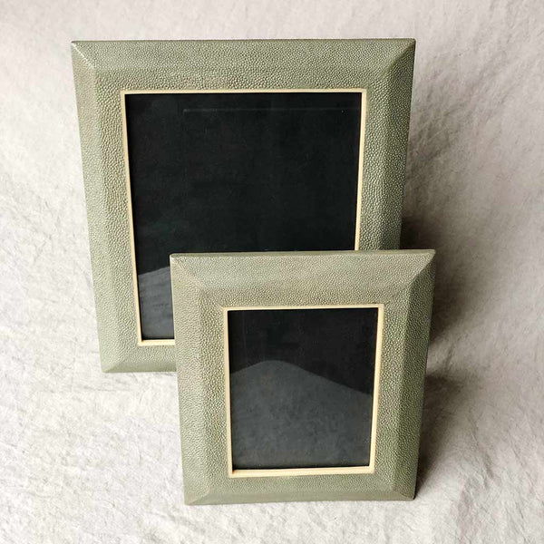 Shagreen Picture Frame by R&Y Augousti