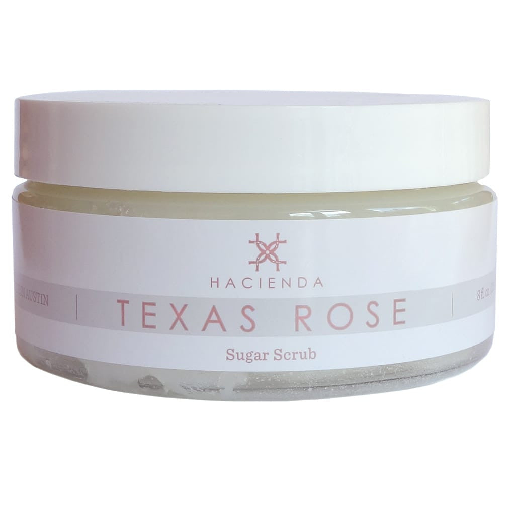 Sugar Scrub - Texas Rose