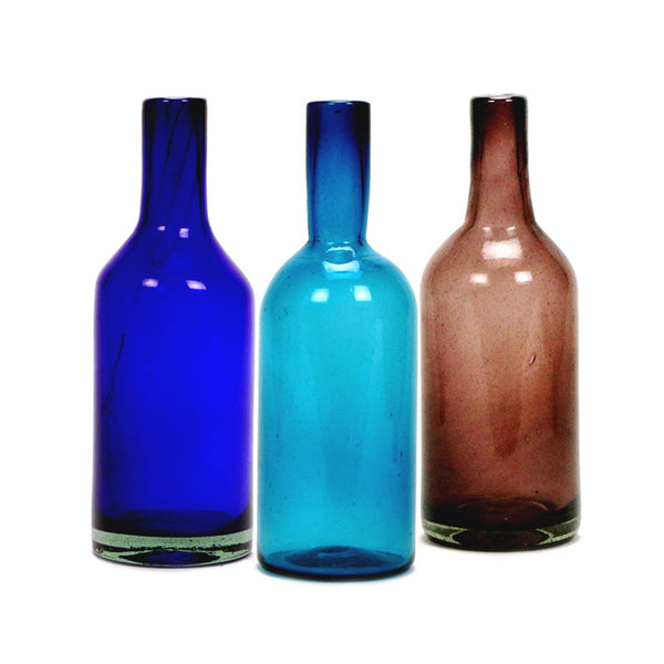 Mexican Glass Carafe