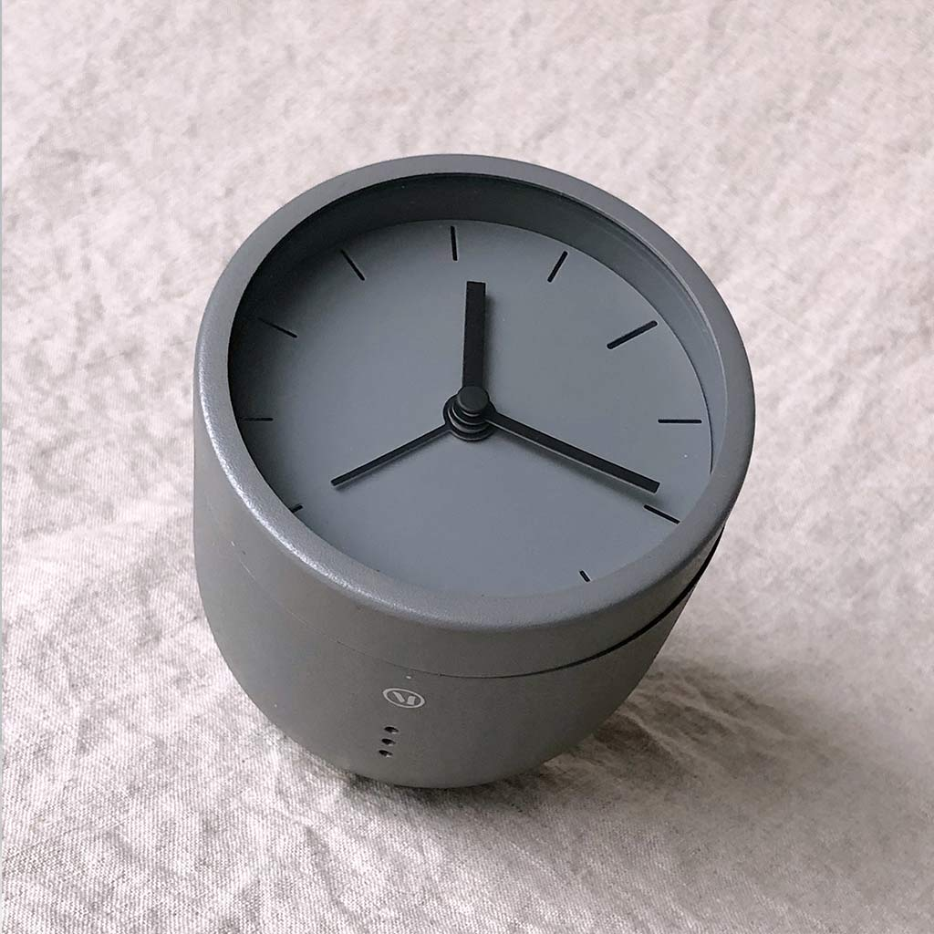 Tumbler Alarm Clock by Menu