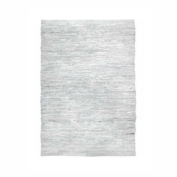Rug - Woven Leather - 4' x 6'