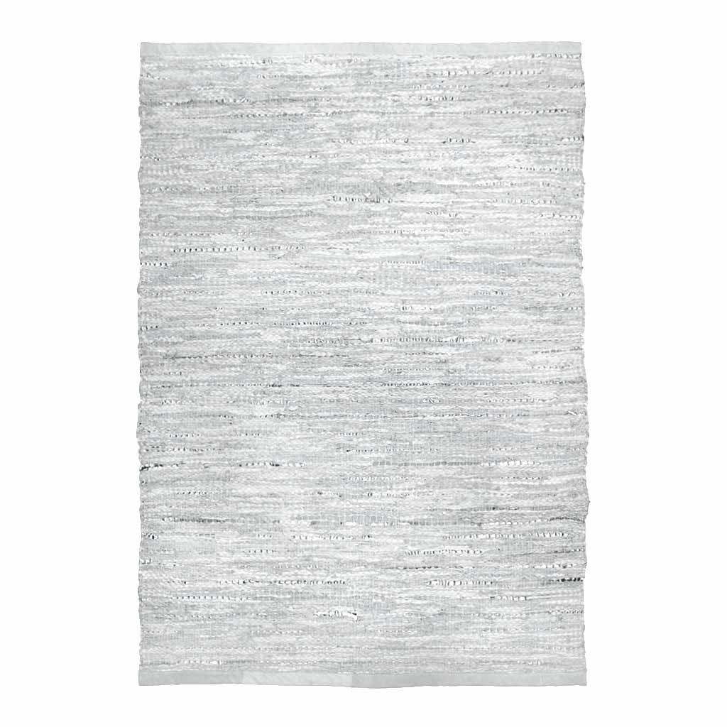 Rug - Woven Leather - 6' x 9'