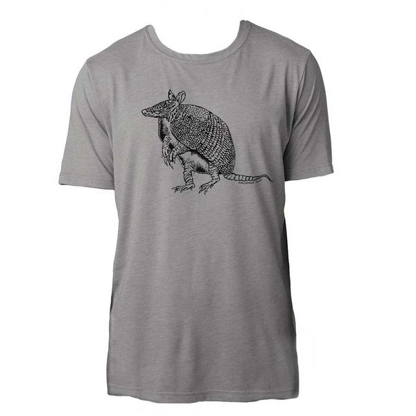 T-Shirt- Native Texan - Armadillo