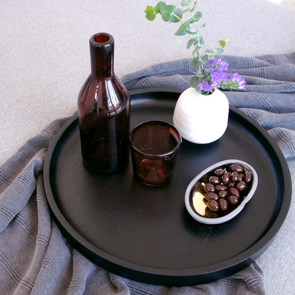 Modern Wood Tray - By Nord Copenhagen