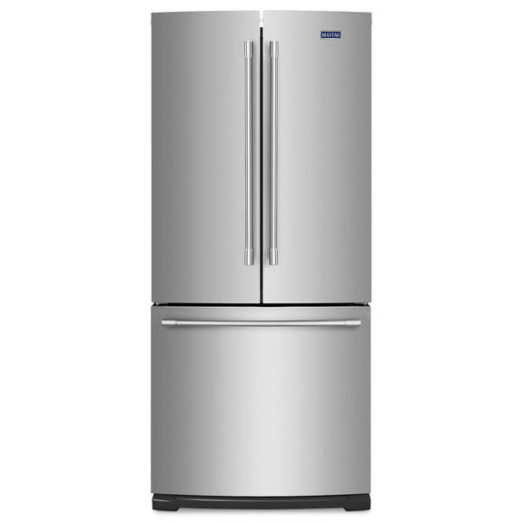 Maytag 20 Cu Ft French Door Bottom Mount Refrigerator