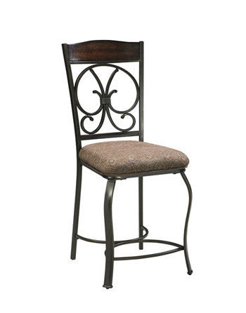 Saul Upholstered Bar Stool