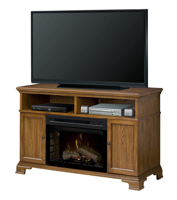 Brookings Media Console/Fireplace