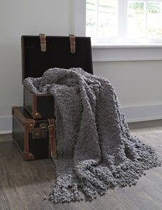 Chenille Throw