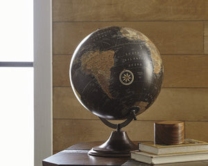 Decorative Globe Sculpture