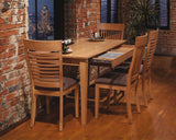 Bermex Solid Wood Custom Dining Room - Call for Pricing