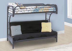 Celestia Twin over Futon Bunk Bed