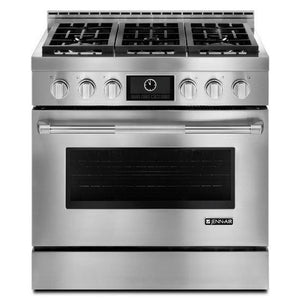 "Jenn-Air 36"" Pro-Style Freestanding Gas Range with MultiMode Convection - Call for Pricing"