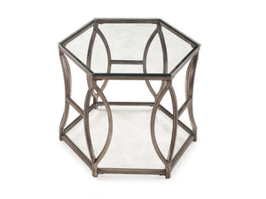 Nevelson End Table