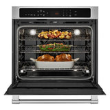"Maytag 27"" WIDE SINGLE WALL OVEN WITH TRUE CONVECTION - 4.3 CU. FT."