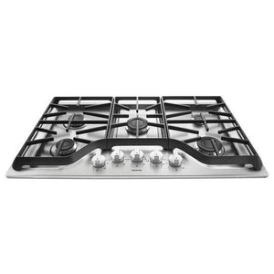 "Maytag 36"" 5-burner Gas Cooktop with Power™ Burner"
