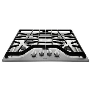 "Maytag 30"" 4-burner Gas Cooktop with DuraGuard™ Protective Finish"