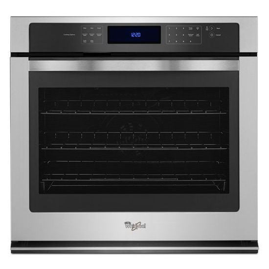 Whirlpool 5.0 cu. ft. Single Wall Oven with True Convection