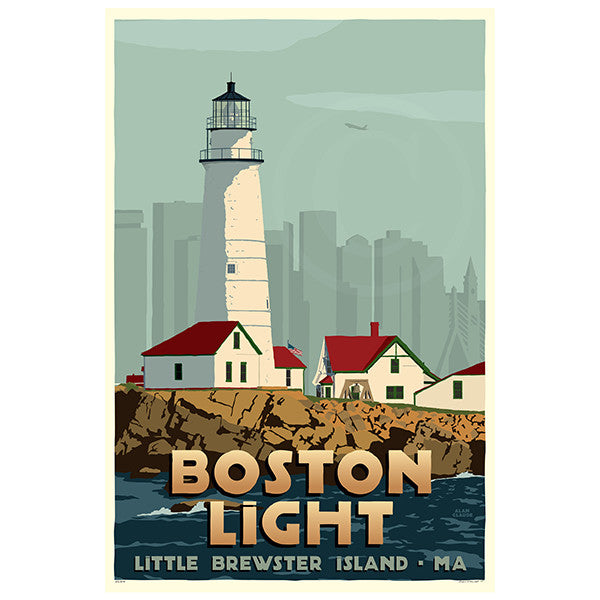 Boston Light - MA