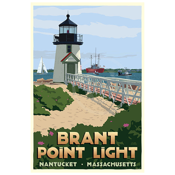 Brant Point Light - MA