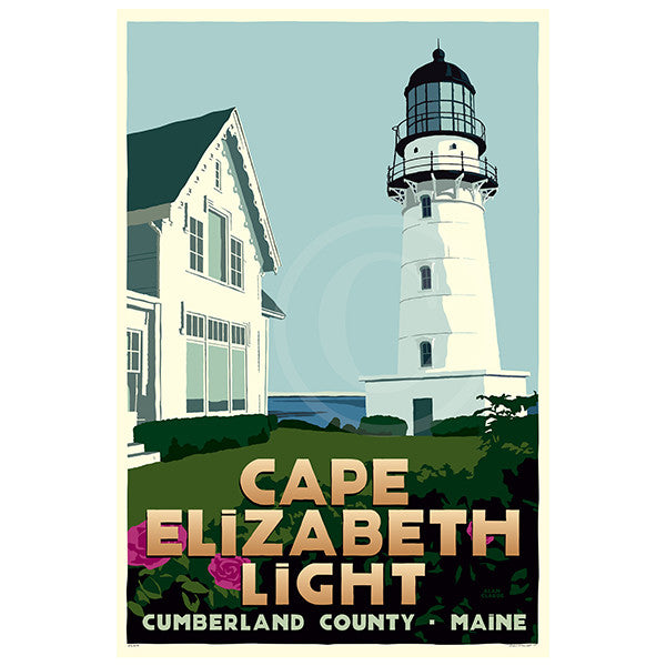 Cape Elizabeth Light - ME