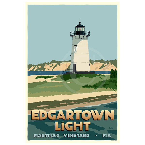 Edgartown Light - MA